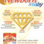 sữa diamond newborn & baby
