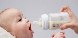 sữa dành cho trẻ biếng ăn