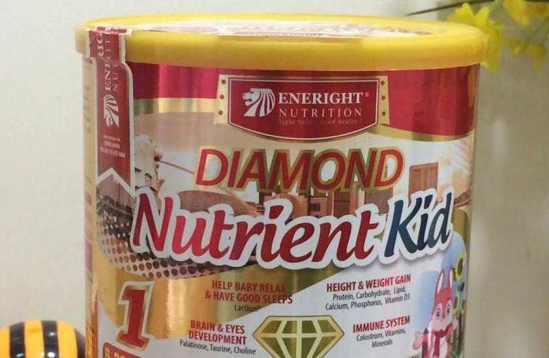 Hỏi đáp về sản phẩm sữa Nutrient Kid1