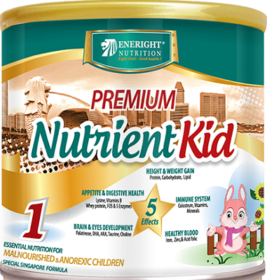 Hỏi đáp về sản phẩm sữa Nutrient Kid