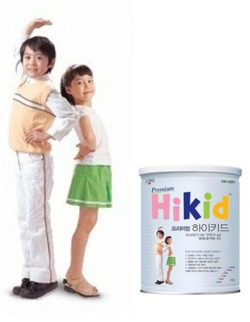 Sữa Hikid Hàn Quốc có tốt không