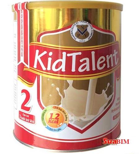 sữa kidtalen số 2 900g