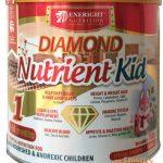 Sữa diamond nutrient kid dòng sữa cao năng lượng cho trẻ biếng ăn suy dinh dưỡng