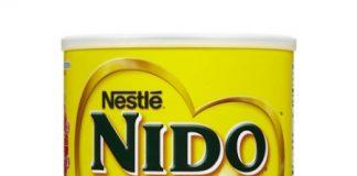 sữa nido nắp trắng có tốt không