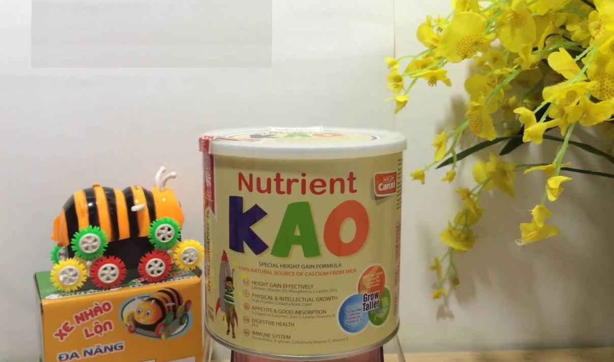 mua sữa nutrient kao ở đâu giá tốt