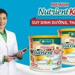 sữa nutrient kid có tốt không