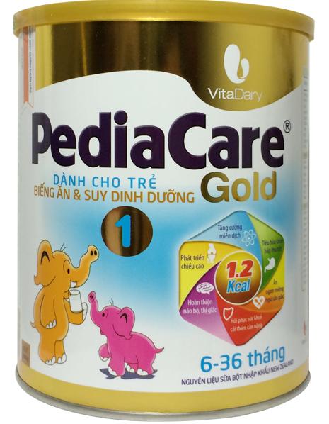 sữa pediacare gold