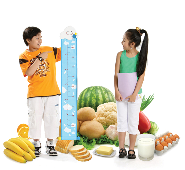 Sữa là một sản phẩm bổ sung Canxi hiệu quả giúp bé tăng chiều cao