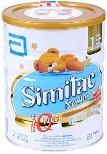 sữa similac newborn tăng cân cho bé dưới 1 tuổi