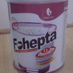 sữa fohepta cho người bệnh gan