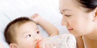 Sữa tăng cân cho bé 6 tháng tuổi
