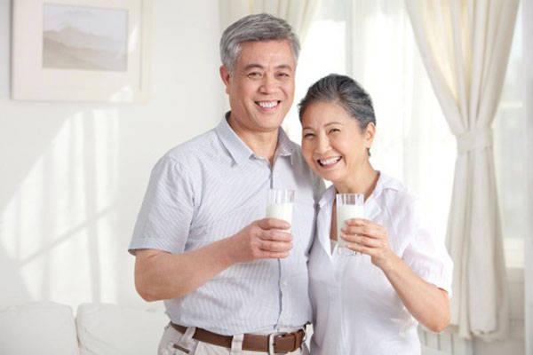 Sữa là thực phẩm tốt nhất cho người ung thư dạ dày