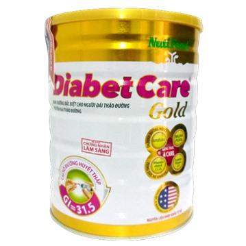 Sữa Diabetcare gold 900g dinh dưỡng dành cho người tiểu đường giá hợp lý