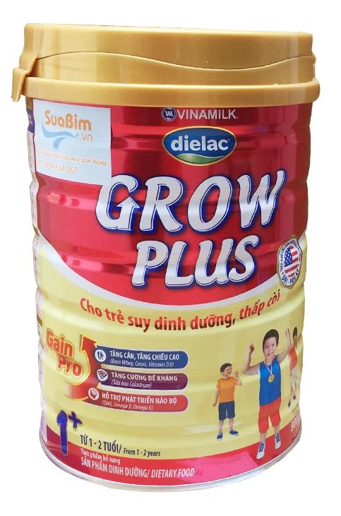 Sữa dielac grow plus 1+