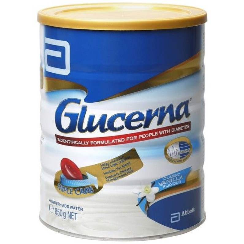 Sữa Glucerna úc