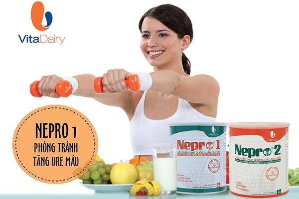 Sữa Nepro 1 cho người bệnh thận