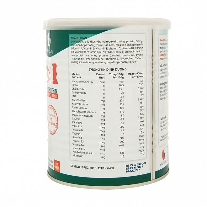 sữa nepro 1 400g cho người suy thận giá tốt nhất hà nội