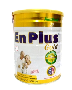 Sữa Enplus Gold của Nutifood