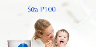 Sữa P100 của viện dinh dưỡng