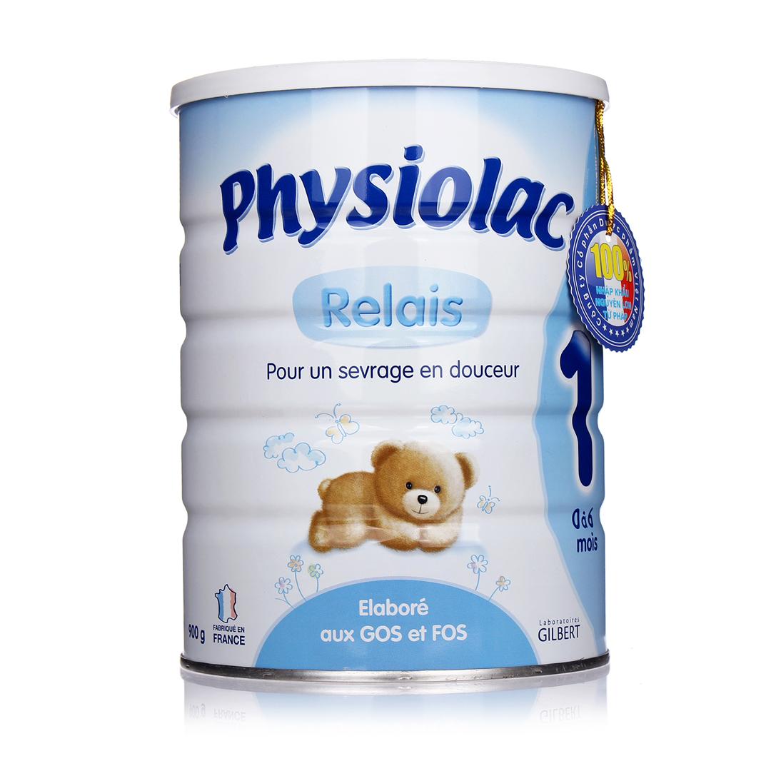 Sữa Physiolac số 1 900g