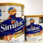 Sữa Similac số 3 dành cho bé 1-2 tuổi