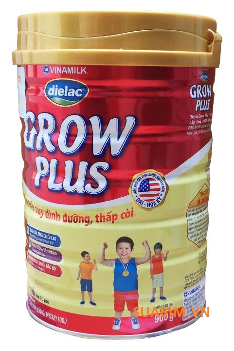 sữa dielac grow plus 1+ của vinamilk