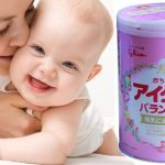 Sữa glico số 0 dành cho bé sơ sinh