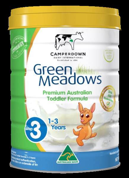 Sữa Green Meadows số 3 900g