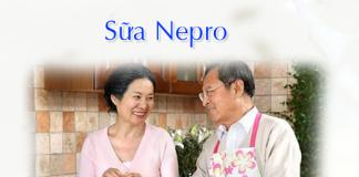 Sữa Nepro dinh dưỡng cho người bệnh thận