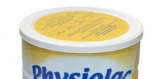 sữa physiolac có tốt không, có tăng cân không