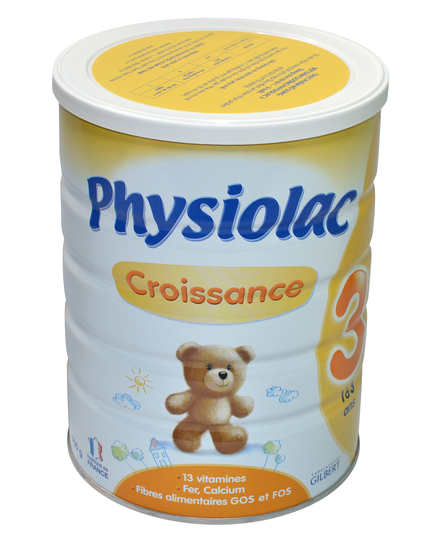 sữa physiolac số 3 có tốt không