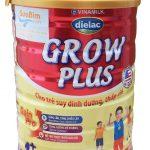 Sữa Dielac grow plus 1+ dòng sản phẩm tăng cân cho bé suy dinh dưỡng chủ lực của hãng Vinamilk