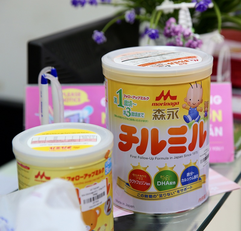 Sữa morinaga có tốt không, có tăng cân không?