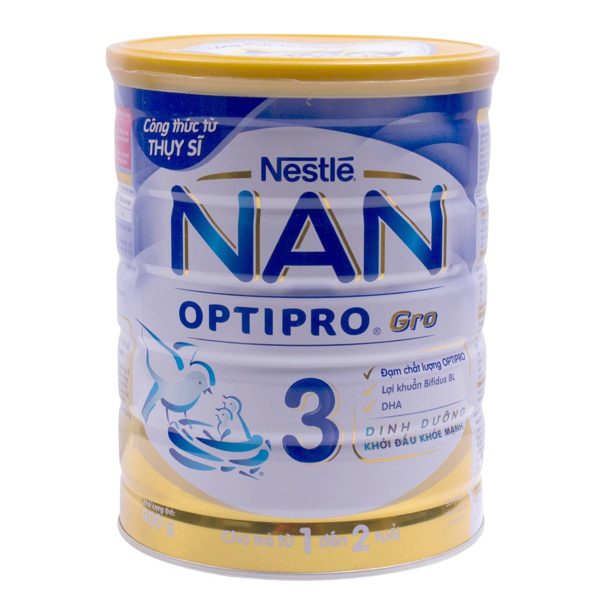 Sữa Nan có tốt không, Sữa Nan có tăng cân không