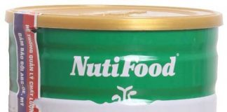 Sữa Nutifood Pedia Plus