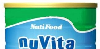 sữa tăng chiều cao nutifood