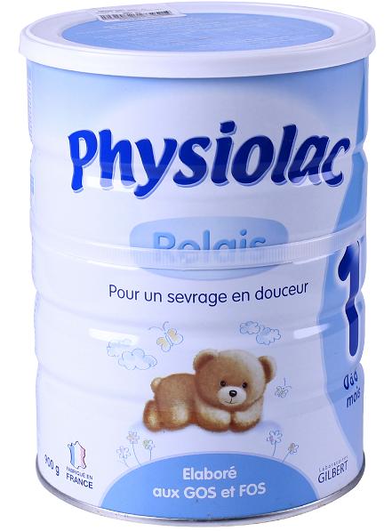 Sữa physiolac số 1 lựa chọn tốt cho bé dưới 6 tháng tuổi