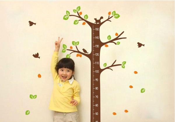 Dinh dưỡng hỗ trợ bé tăng chiều cao vượt trội