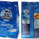sữa tươi dạng bột devondale có tốt không