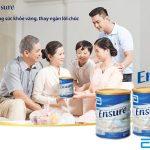 sữa ensure úc phù hợp cho nhiều lứa tuổi