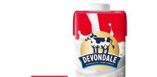 Sữa devondale tách béo, bổ sung canxi 200 ml