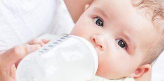 Các loại sữa dành cho trẻ sơ sinh tốt nhất