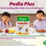 Sữa Nuti Pedia Plus 900g cho trẻ ngon miệng hơn