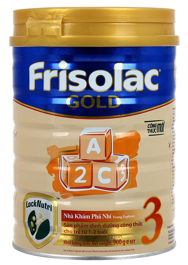 Sữa Frisolac Gold 3