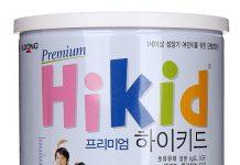 Sữa Hikid Premium, tăng chiều cao, tách béo
