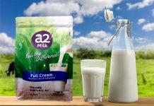 Sữa A2 của úc dinh dưỡng tốt cho sức khỏe