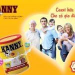Sữa Kanny 900g dinh dưỡng hoàn hảo cho cả gia đình