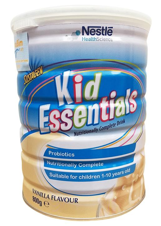 Sữa kid essentials nhập khẩu từ Úc