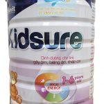 Sữa Kidsure dành cho trẻ biếng ăn