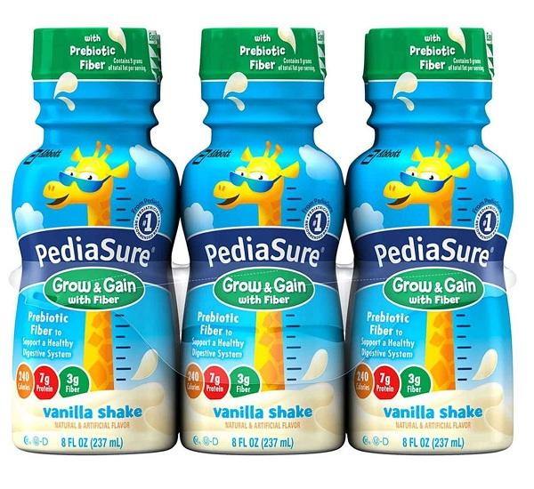 Sữa nước Pediasure Grow & Gain mẫu mới